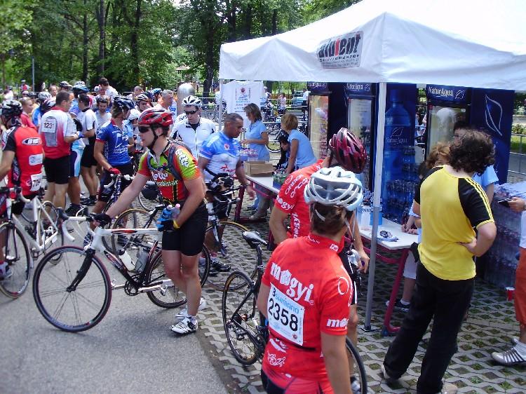 Prohlížíte fotografie z: Tour de Pelso