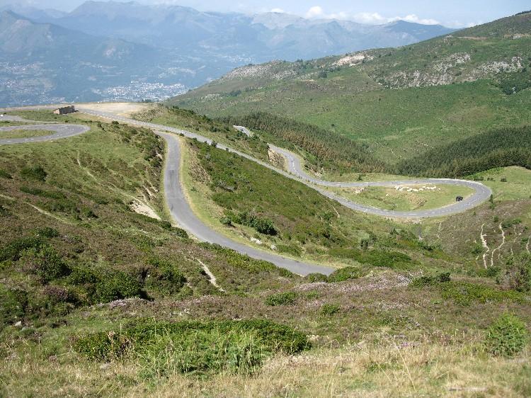 Prohlížíte fotografie z: Přejezd Pyrenejí