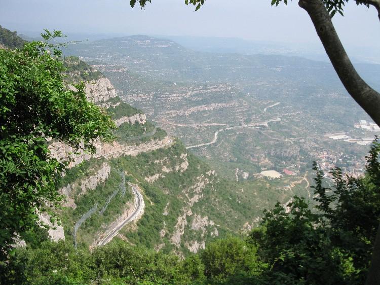 Prohlížíte fotografie z: Velká cesta - díl 1. Montserrat