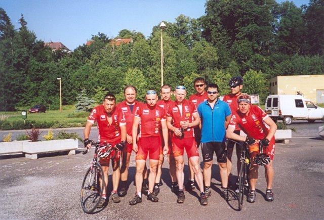 Prohlížíte fotografie z: 200 km - 2.ročník 2007