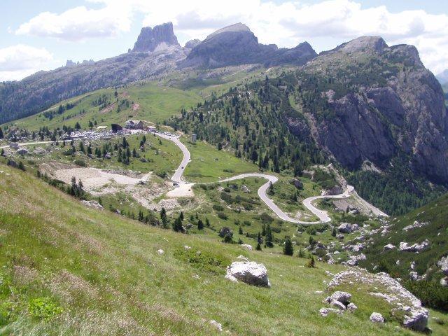 Prohlížíte fotografie z: Dolomity 2005
