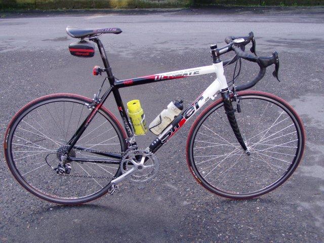 Jirkovo silniční kolo