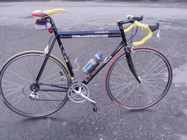 Martinovo silniční kolo