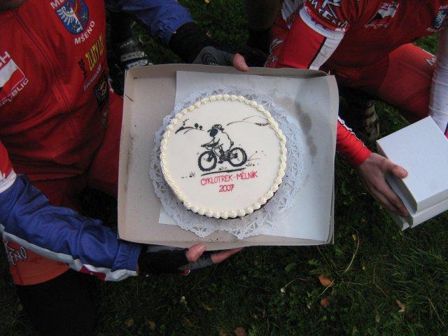Prohlížíte fotografie z: Cyklotrek na podzim 2007