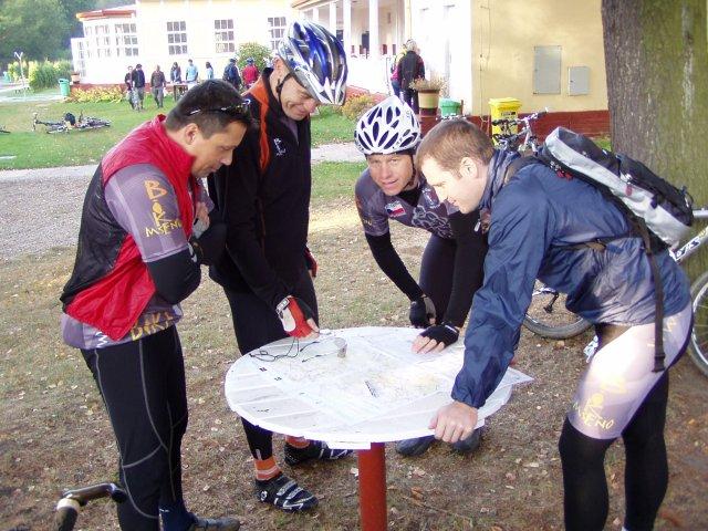 Prohlížíte fotografie z: Cyklotrek na podzim 2008